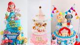 訂購卡通百日宴/生日蛋糕 3大人氣高質網店推介