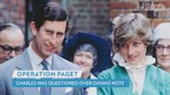 Prince Charles Was Secretly Questioned over Princess Diana's Scared Note: 'My Husband Is Planning an Accident'