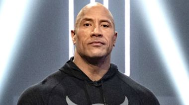 Dwayne Johnson Suffers Bloody Face Injury While Working Out