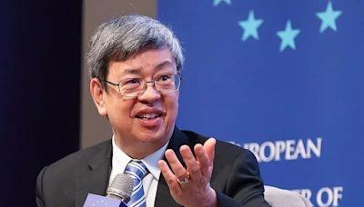 陳建仁:沒有人是孤島 當務之急落實疫苗分配公平