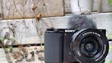 SONY ZV-E10拍攝神器簡單玩
