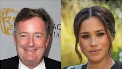 Piers Morgan eviscerated for 'hateful' takedown of Meghan Markle and Prince Harry on Good Morning Britain