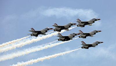 美國軍方呼籲警惕中共的空軍實力