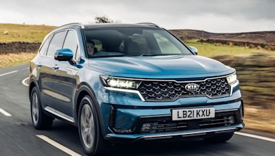 Kia Sorento PHEV review: a big, comfortable plug-in with seating for seven – but there's a catch
