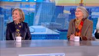 Hillary Clinton, Louise Penny discuss writing their thriller, 'State of Terror'