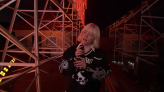 Billie Eilish Performs 'Happier Than Ever,' Punches Kimmel in the Stomach