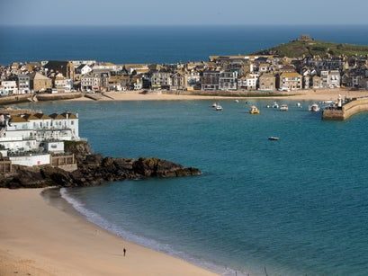 TripAdvisor Travellers' Choice Awards 2021: St Ives named a top emerging destination