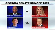 Trump campaigns on behalf of GOP candidates in Georgia Senate runoff