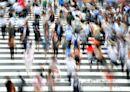 不甩延封令? 日本首都圈車站爆通勤人潮-台視新聞網