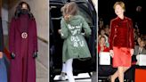 From Laura Bush's Red Dress to Melania Trump's Jacket, Why a First Lady's Fashion Is Politics