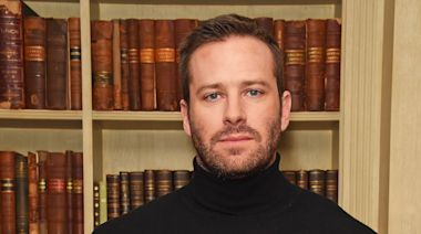 Armie Hammer drops out of movie after social media controversy