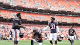 3 things we heard from the Chicago Bears on Tuesday, including Allen Robinson on not 'freaking out' and Sam Mustipher on how reviewing the loss to the Cleveland Browns was like a trip to the dentist