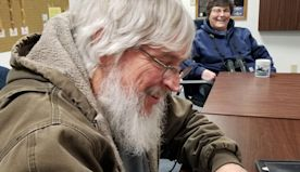 Minot man is enthusiastic for birds