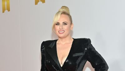 Rebel Wilson wows fans in pink jumpsuit as she reveals latest results of health kick