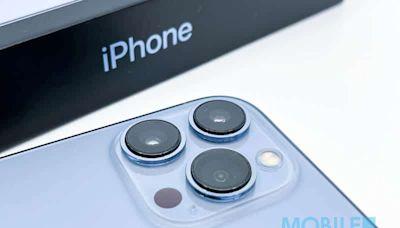 靚畫質 15x 變焦、逼真微距拍攝 試 iPhone 13 Pro Max 鏡頭、螢幕