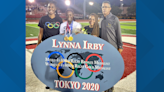 Pike High School recognizes Olympic sprinter Lynna Irby