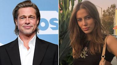Brad Pitt Hasn't Seen Model Nicole Poturalski in Months, Says Source: 'It Was Never a Relationship'