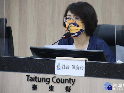 因應長者第二劑疫苗接種 饒慶鈴與各鄉鎮市長進行視訊交流