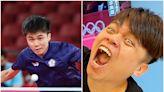 看小林打球像看恐怖片! 炎亞綸、蔡阿嘎嚇瘋:把中國球王逼到這樣