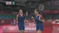 羽毛球混雙八強 「鄧謝配」躋身四強將對國家隊