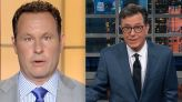 Stephen Colbert Brutally Mocks Fox News Host Brian Kilmeade's Idiotic COVID Argument