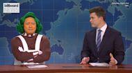 "'SNL' Breakout Star Bowen Yang Brings the House Down as ""Proud Gay Oompa Loompa"" | Billboard News"