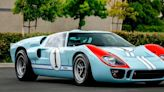 Replica of GT40 Used in 'Ford v Ferrari' Going to Auction
