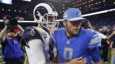 Jared Goff has been in a Super Bowl and has a $134M deal. Yet, he has most to gain in face-off vs. Rams, Matthew Stafford
