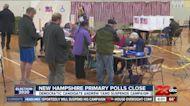 New Hampshire primary polls close
