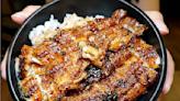 【三河中川屋】定食鰻魚4吃/炭火現烤新鮮鰻魚串 口感超讚!