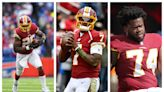 Post Free Agency projection of Redskins starting offense - who is next to Terry McLaurin?