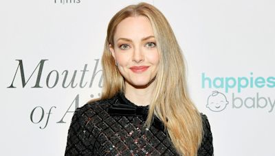 Amanda Seyfried Opens Up About Health Challenges During Son's Delivery: 'It Was a Spinal Thing'