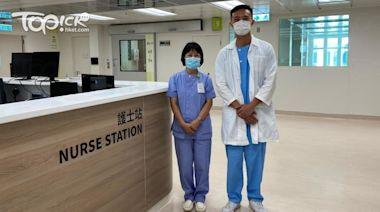 【臨時醫院】北大嶼控制中心擴接收病人範圍 醫護加強工作演習準備第五波 - 香港經濟日報 - TOPick - 新聞 - 社會
