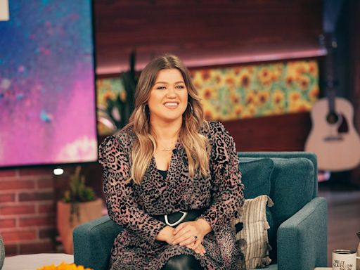 Kelly Clarkson said she will never get Botox and hopes she wrinkles 'like a dog' to show people aging is normal