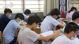 快訊/2會考生「未戴好口罩」 心測中心:不計分