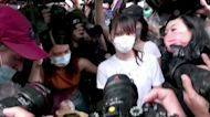Hong Kong democracy activist Agnes Chow freed from jail