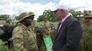 Australia's $580 mln military upgrades eye Asia