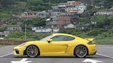 精準戰鬥機器 Porsche 718 Cayman GT4