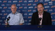 Sandy Alderson and Zack Scott on Javier Baez trade, pitching targets | Mets News Conference