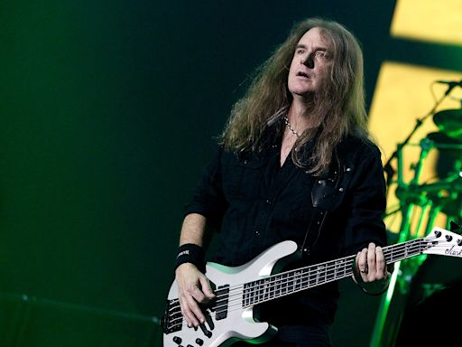 Megadeth 'Parts Ways' with David Ellefson After Leaked Graphic Videos and 'Strained Relationship'