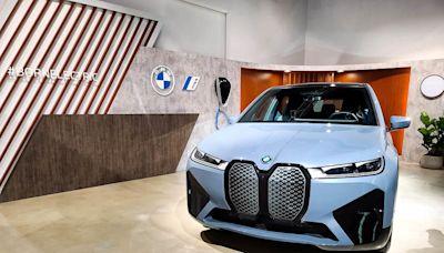 BMW iX 台灣首映體驗:一輛能打的豪華電動休旅車終於出現!