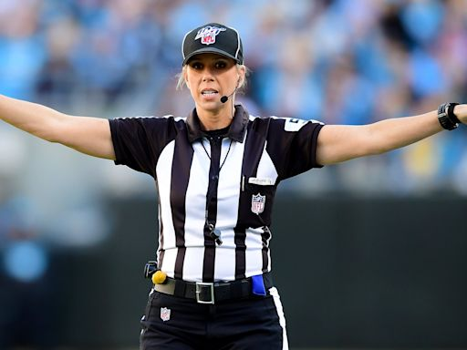 History Was Made in the NFL With 2 Women Coaching on the Sidelines and 1 Female Referee