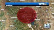Earthquake Near Truckee Felt In Downtown Sacramento