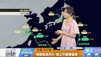 一分鐘報天氣 /週日(07/25日) 烟花颱風漸遠離 南部持續留意降雨