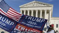 Supreme Court Rejects Texas Bid To Overturn Election Results