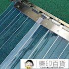 透明塑料pvc軟門簾夏家用防蚊商用擋風空調隔斷防冷氣廚房皮簾子 樂印百貨