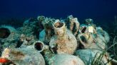 Ancient 'Acropolis of the Sea' Opens to Divers, Guarded by High Tech