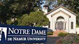 Notre Dame du Namur plans campus sale to Stanford