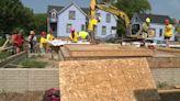 Work begins on Habitat for Humanity home sponsored by Sargento, Milwaukee Bucks partnership
