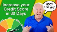 Increase Your Credit Score in 30 Days: 5 Simple Steps